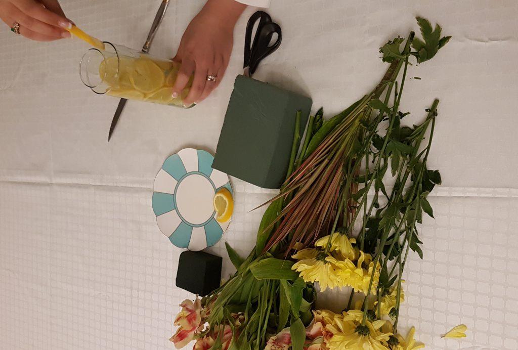 گل آرایی ایرانی