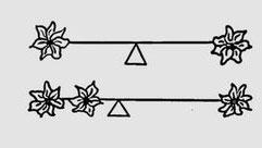 تعادل در گل آرایی