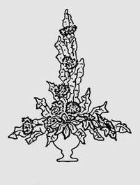 تسلط در گل آرایی
