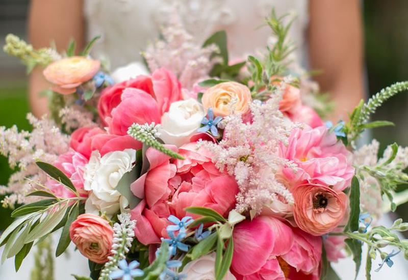 گل آرایی عروسی