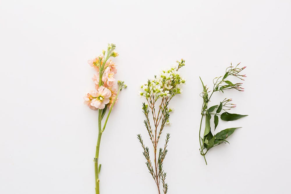 تزیین گل