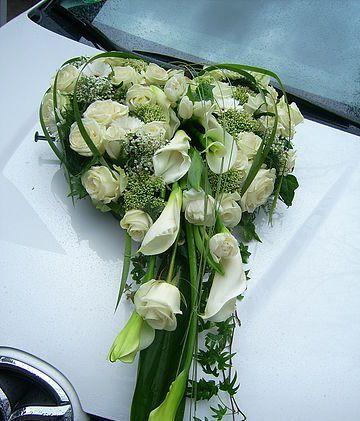 گل گل زدن ماشین عروس