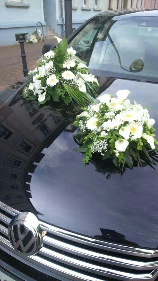 گل زدن ماشین عروس شیک