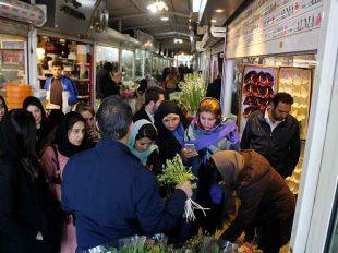 بازار گل محلاتی | بازار گل تهران | mahallati Flower market