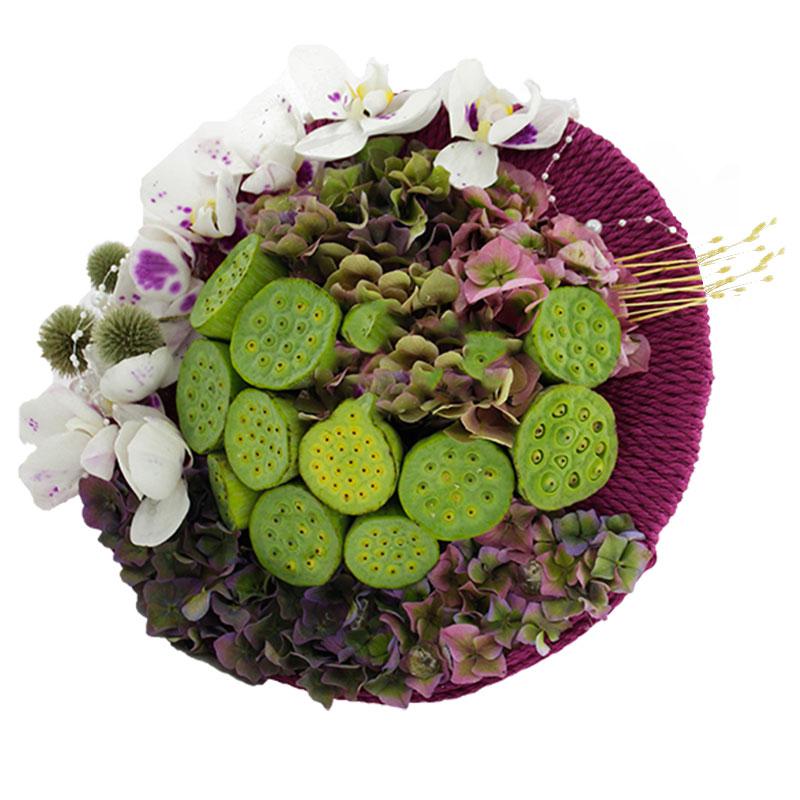 خدمات گل آرایی دسته گل عروس